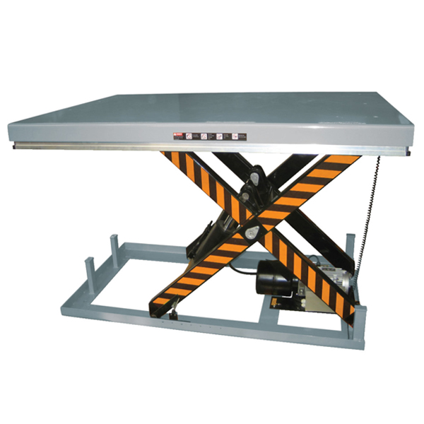Table elevatrice fixe for Table elevatrice