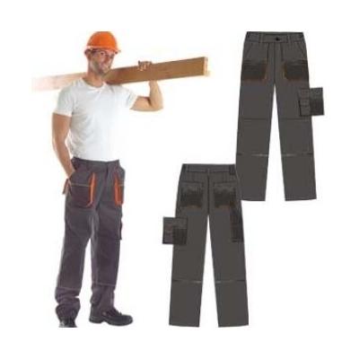 Pantalon de travail gris