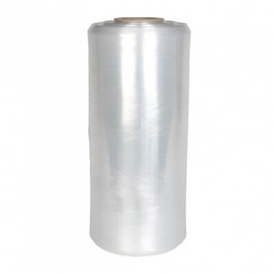 Film polyéthylène dossé laize 1000 mm x 2 épaisseur 125 microns rouleau de 175 ml