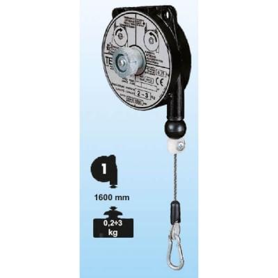 Equilibreur en NYLON avec cable PP 0.2 à 3 kg suivant modeles