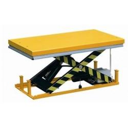 Table élévatrice électrique capacité 2000 kg 850x1300 mm