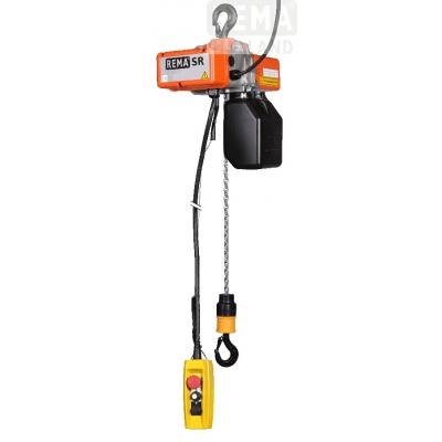 Palan électrique à chaîne commande directe 400V