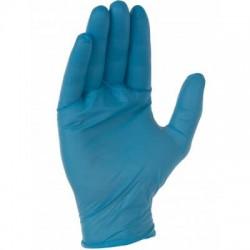 Gant nitrile usage unique aql 1,5 boîte distributrice de 100 gants
