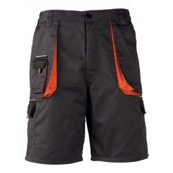Short de travail X PRO – BORA - polyester/coton 65/35, 245 g/m2