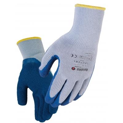 Gant latex GOLDEX TAC10BL Support polyester sans couture