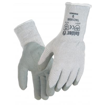 Gant latex GOLDEX TAC10GB Support acrylique/coton/polyester sans couture