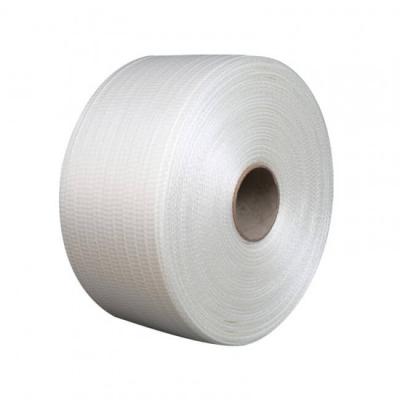 Cerclage textile tressé fils haute résistance collés