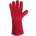Gants protection anti chaleur doublé