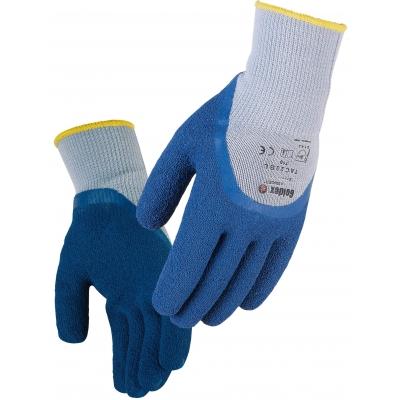 Gant latex 3/4 GOLDEX TAC20BL Support polyester sans couture