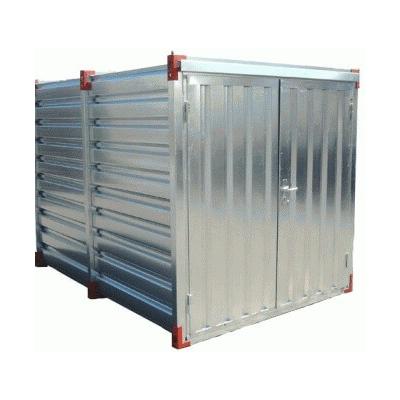 Conteneur pliable 6 metres cp6mpdel for Prix d un conteneur vide