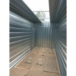 conteneur pliable toiture