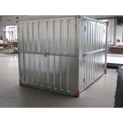 conteneur pliable Kit barre de porte