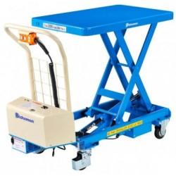 Table élévatrice à levée électrique BISHAMON 800 kg