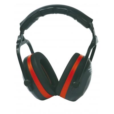 Casque (serre-tête) anti-bruit HEADGUARD HG106PNR SNR : 30 dB pliable