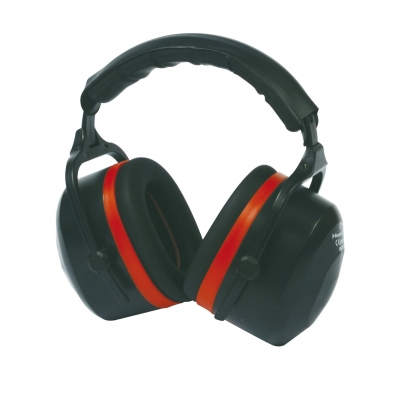 Casque (serre-tête) anti-bruit HEADGUARD HG107PNR SNR : 33 dB pliable