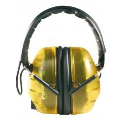 Casque (serre-tête) anti-bruit électronique HEADGUARD HG805A SNR : 31 dB