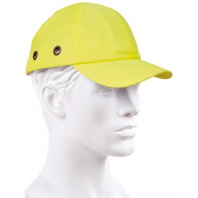 Casquette anti-heurt HEADGUARD HG913HV jaune