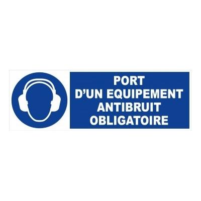 Panneau port équipement antibruit obligatoire