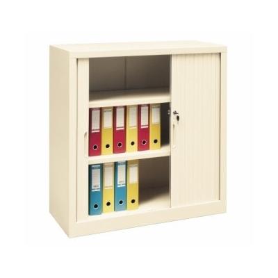 armoire basse rideaux eco largeur 100 cm. Black Bedroom Furniture Sets. Home Design Ideas