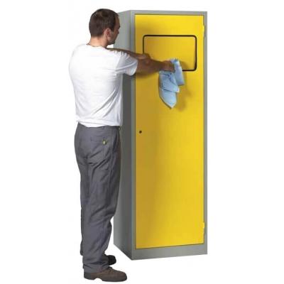 Vestiaire armoire à linge sale