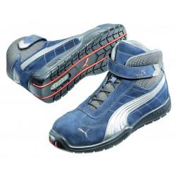 Chaussures de sécurité hautes PUMA Le Mans S3 hro src