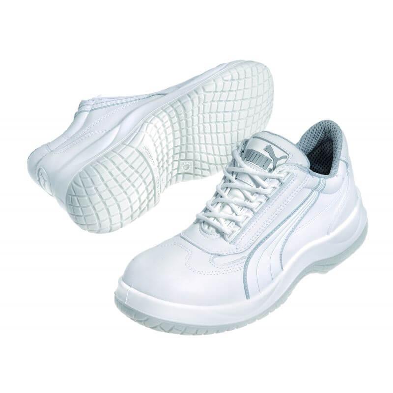 Chaussure de s curit blanche femme 640621 - Chaussure de securite blanche ...
