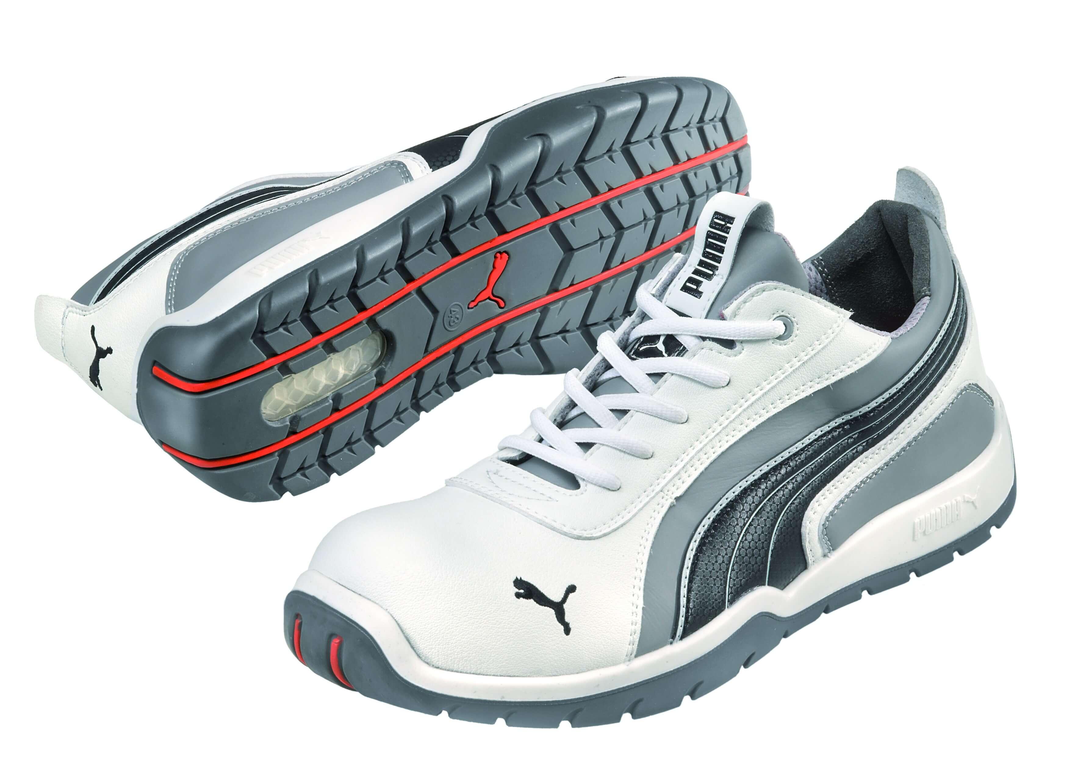 chaussure travail puma