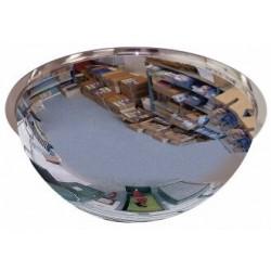 Miroir hémisphérique surveillance 1/2 sphère