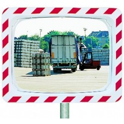 Miroir route anti-UV 600x400 mm