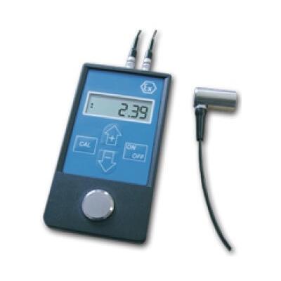 Calculateur ultrasonique d'épaisseur de parois ATEX