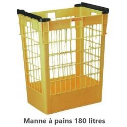 Manne a pain 180 litres