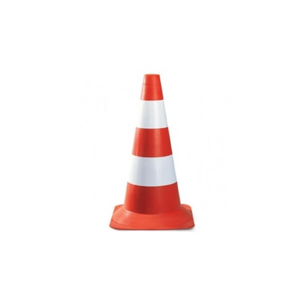 Cone de signalisation poly thyl ne 3225334 - Cone de signalisation ...