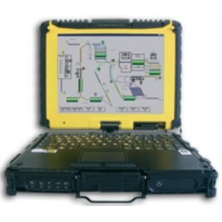 PC portable tactile ATEX