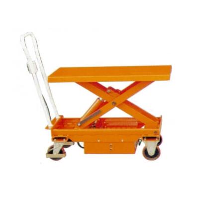 Table elevatrice electrique et hydraulique