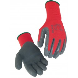Gants manutention latex