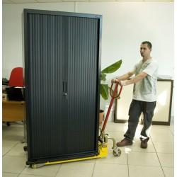 Transpalette à géométrie variable PALBAC 750 kg