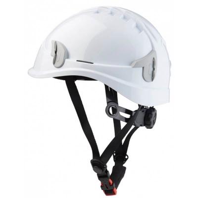 Casque monteur non ventilé avec attaches pour lampe frontale