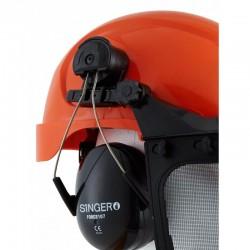 Dispositif antibruit pour casque FORCE et ALPIN