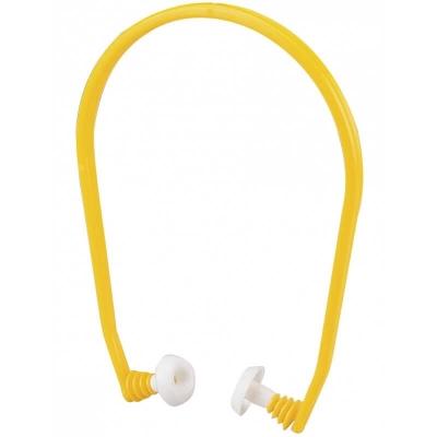 Bouchons d'oreille en silicone avec arceau HG545J