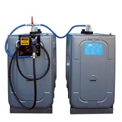 Station cuve gasoil stockage 2000 litres