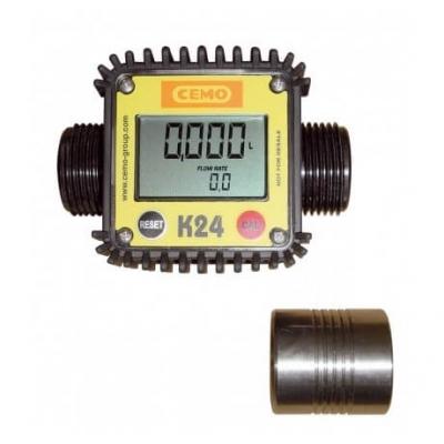 Compteur k24 digital polypropylene pompe