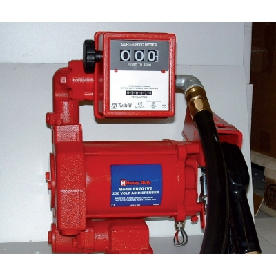Pompe electrique ATEX