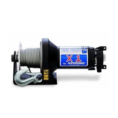 Treuil électrique de traction 907 kg 24 V