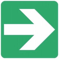 Panneau Flèche Direction à suivre