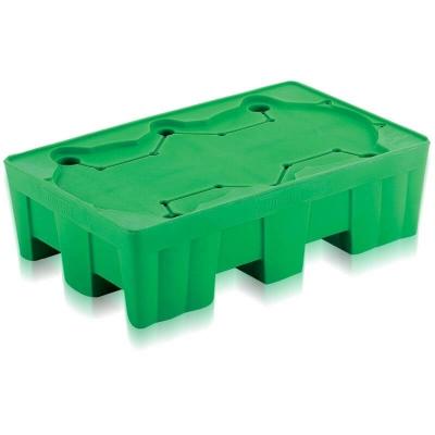 Bac retention plastique allibert