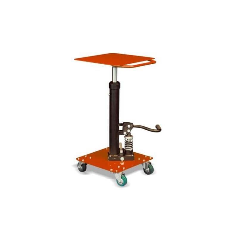 Table de mise niveau hydraulique - Table verin hydraulique ...