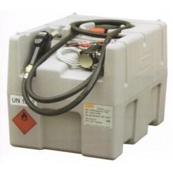 Station mobile pompe electrique 125 litres