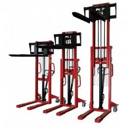 Gerbeur manuel 800-3000 mm 500-1500 kg