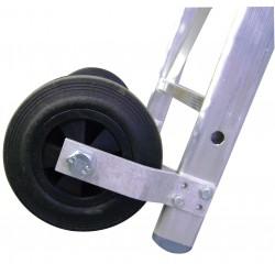Plate-forme roulante PIR  pliable réglable en hauteur