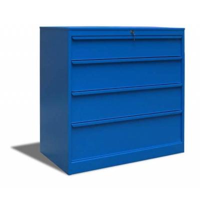 Armoire d'atelier  10 tiroirs - 7x75, 3x125 mm